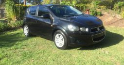 HOLDEN BARINA TM HATCHBACK 5DR MAN 5SP 1.6I [OCT]