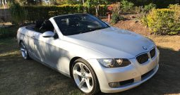 BMW 325I E93 CONVERTIBLE 2DR STEPTRONIC 6SP 2.5I (MAR)