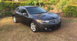 HONDA ACCORD EURO 8TH GEN SEDAN 4DR AUTO 5SP, 2.4I [MY11]