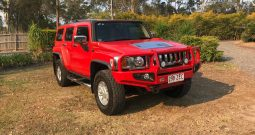 HUMMER H3 LUXURY WAGON 5DR AUTO 4SP 4X4 3.7I