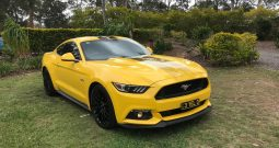 FORD MUSTANG FM GT FASTBACK 2DR SELECTSHIFT 6SP, 5.0I [MY17]
